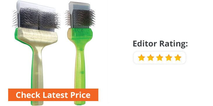 dog grooming glove brush