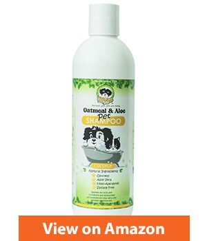 All-Natural-Hypoallergenic-Oatmeal-Dog-Grooming-Shampoo
