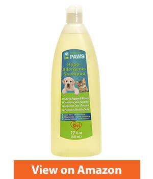 Hypoallergenic-Dog-Shampoo