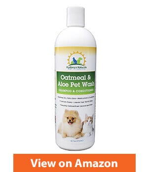 Oatmeal-Aloe-Pet-Shampoo
