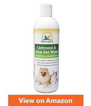 Oatmeal-Aloe-Pet-Shampoo