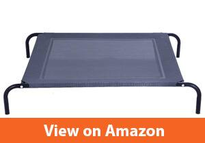 Giantex Elevated Pet Bed For Large Dogs Cot Indoor Outdoor Camping