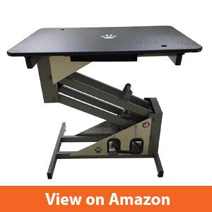 best hydraulic dog grooming table