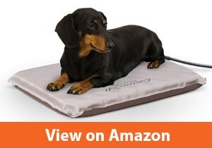 K&H Pet Outdoor Heated Bed with FREE Cover