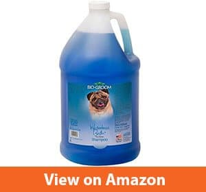 Bio-groom Waterless Cats and Dog Bath Shampoo, 1-Gallon