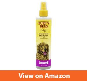 Burt's Bees All-Natural Sprays for All Dogs and Puppies