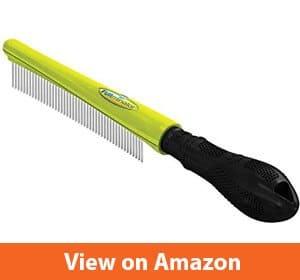 FURminator Finishing Dog Comb