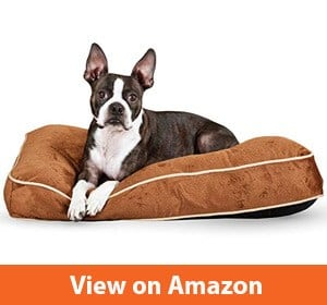 K&H Pet Products Tufted Pillow Top Pet Bed
