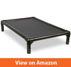 Kuranda Dog Bed - Chewproof - Walnut PVC - Indoor Bed