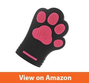 Pet grooming glove – Exgreem