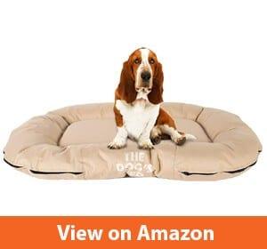 Premium Water Resistant Dog Bed