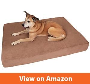 Big Barker 7 Pillow Top Orthopedic Dog Bed Sleek Edition