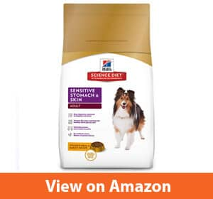 best dog food for puppies with sensitive stomachs