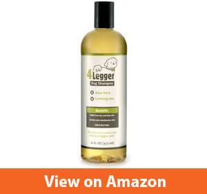 4 legger Certified Organic Dog Shampoo – Best shampoo for stinky bulldog