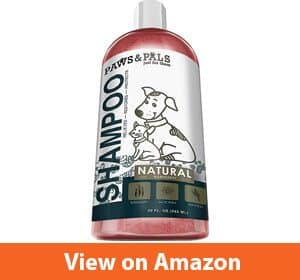 Dog Shampoo for Dry Itchy Skin