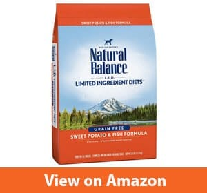 Natural Balance Limited Ingredient Diets – Best dry dog food for golden retrievers