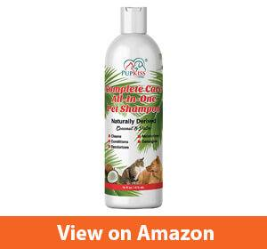 Professional All-in-One Natural Dog Shampoo – Good shampoo for german shepherds