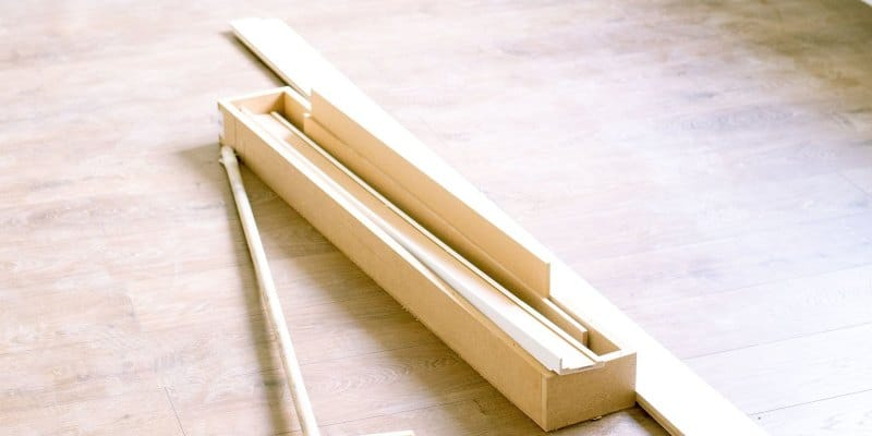 materials to build a dog grooming table